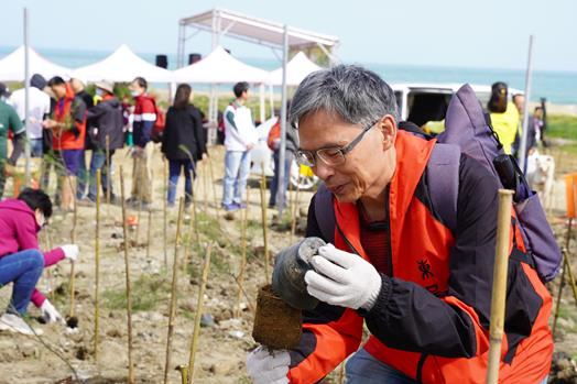 2020東吳公益日「樹守有策」植樹造林-中華民國全國商業總會